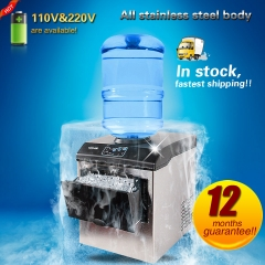 Water Dispenser With Ice Maker