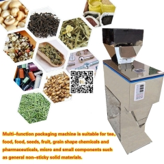 Tea Packing Machine 50-2500g