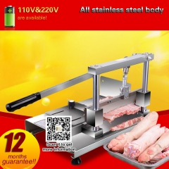 Manual Meat bone saw