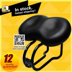 Noseless Saddle Cycling Bike Soft Seat