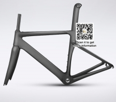 48/51/54/56/58 road bike frame carbon bicycle frame