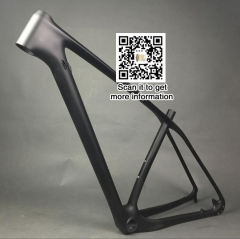 bike part bike frame Mountain bike carbon fiber frame