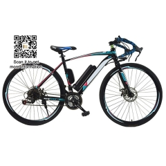 36V 10Ah  250W 700C 21 speed  electric bike for sale