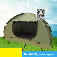 Off Ground Camping Tents For 2 Persons