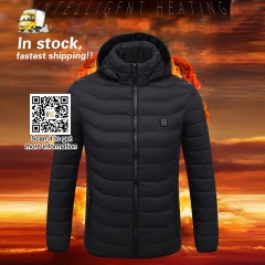 Usb Keep Warm Jacket Heated Jacket Heating Winter Clothing