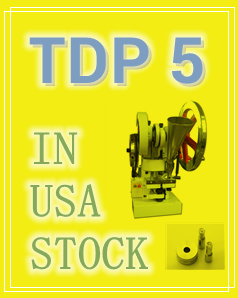 TDP 5 IN USA STOCK