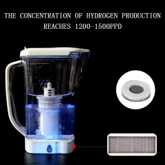 Hydrogen kettle 2L generator purification of hydrogen-rich water  generator