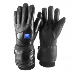 1 Pair Electric Heating Gloves Battery Powered Thermal Heated Gloves