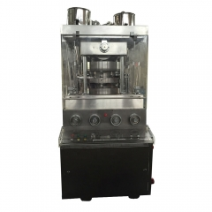 ZPD-13 intelligence rotary pill press machine, 13 sets of dies. 100 kn Pressure, Max.dia 90 mm,11700 pills/ hour.7.5kw