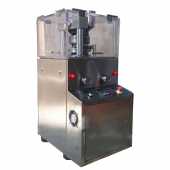 ZP-9B rotary tablet press machine pill press,9 sets of dies.60kn Pressure, Max.dia 20 mm,  16200 pills/ hour.2.2KW