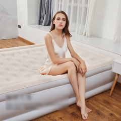 Double Person Comfortable Inflatable Mattress Air Bed
