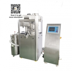 GZP-22 Pharmaceutical Tablet Pill press machine,Design of GMP ,Max. Output 101600(tablets\h) ,100 kn