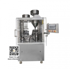 NJP-1200D Fully Automatic Pill Capsule Filling Machine