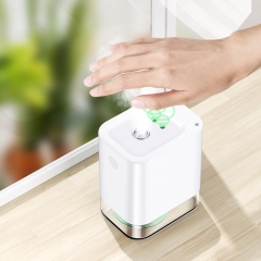 75% alcohol spray Infrared induction Smart Spray Hand Sanitizer Dispenser Automatic spray