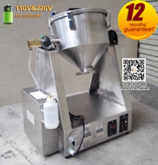 Single cone experimental mixer 45L laboratory mixing equipment