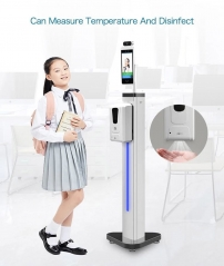 Touchless Stand Automatic Hand Sanitizer Dispenser