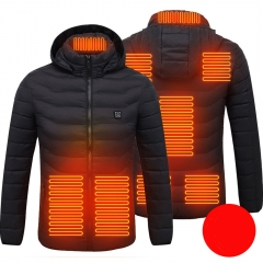 heated jacket warming clothes S to 7XL