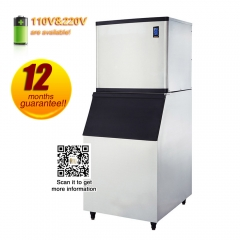 Commercial ice maker ice cube maker