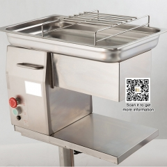 Meat Cutter Commercial stainless steel meat slicer