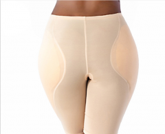Fake Butt Lifter Pad Foam Padded Hip Enhancer Underpants Female Shapewear Hourglass Body
