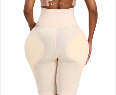 Fake Butt Padded Hip Underpants Female Shapewear