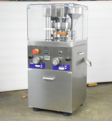 ZP-7 enhanced rotary tablet press automatic pill making machine 12600 pills/ hour.2.2 kw.